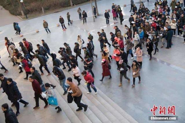 2021国考 基层岗位受大学生青睐