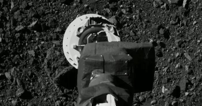 NASA的Osiris-Rex探测器成功在小行星Bennu上进行短暂着陆