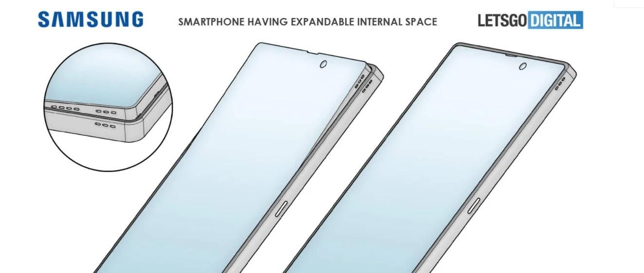 三星申请新可折叠显示专利屏幕也能变音箱声音效果升级