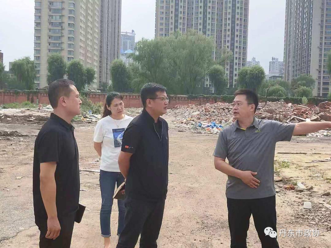 【政协常委述职】振兴区委常委、副区长白雪原述职