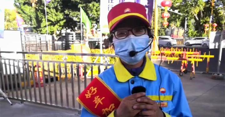 """""""为西藏小康加油""""——布宫脚下加油站开出最美""""格桑花"""""""