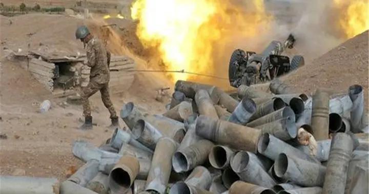 土耳其大军杀进卡拉巴赫,俄战机突然不宣而战,武装分子被轰成渣