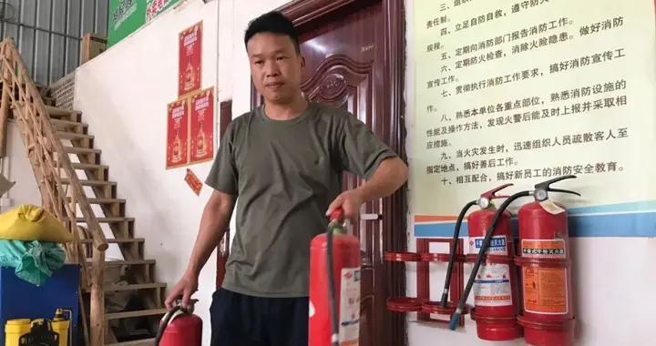 """为玉林好人投票!火海中徒手抱出煤气罐的他,入围10月""""中国好人榜""""候选名单"""