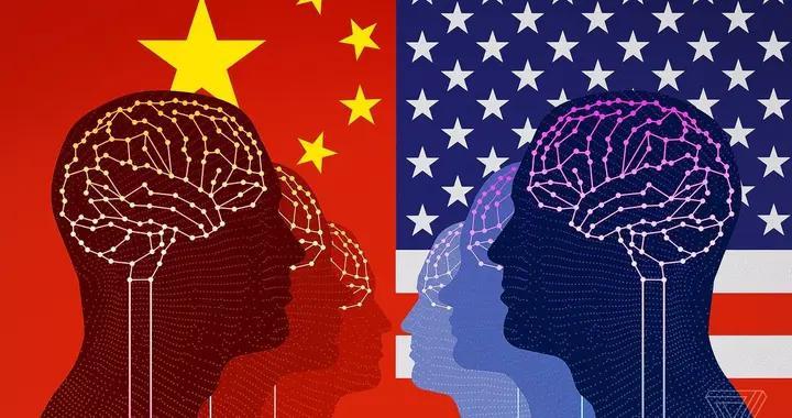 面对14亿聪明人,美国很担忧:人工智能领域不惜一切代价获胜
