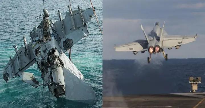 美国海军战机坠毁沙漠,年内同型已有两次事故,战役时刻麻烦不断