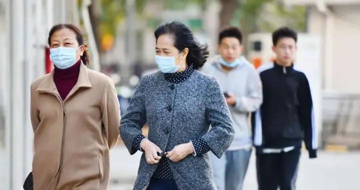 北京大风蓝警中,阵风达8级!什么时候入冬?要看——