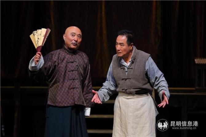 话剧《戏台》再登昆明舞台 陈佩斯杨立新等艺术家贡献精彩演绎