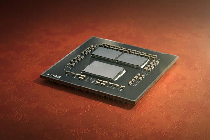 AMD锐龙5000移动处理器曝光,两个系列六款产品