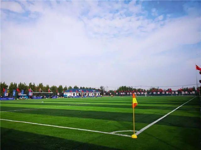 【头条】2020年安徽省青少年足球锦标赛在灵璧拉开序幕