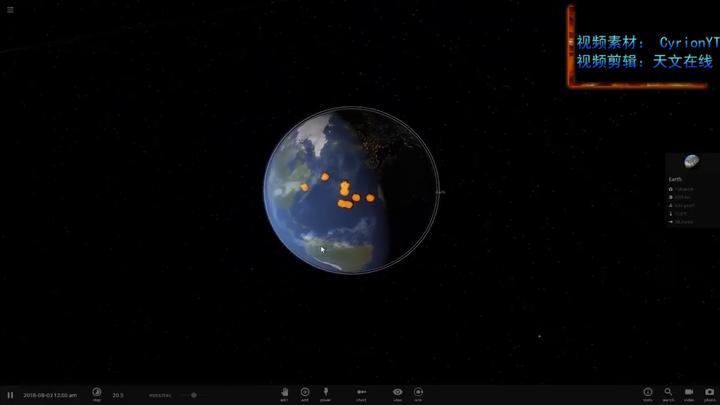 如果小行星接近地球会发生什么?