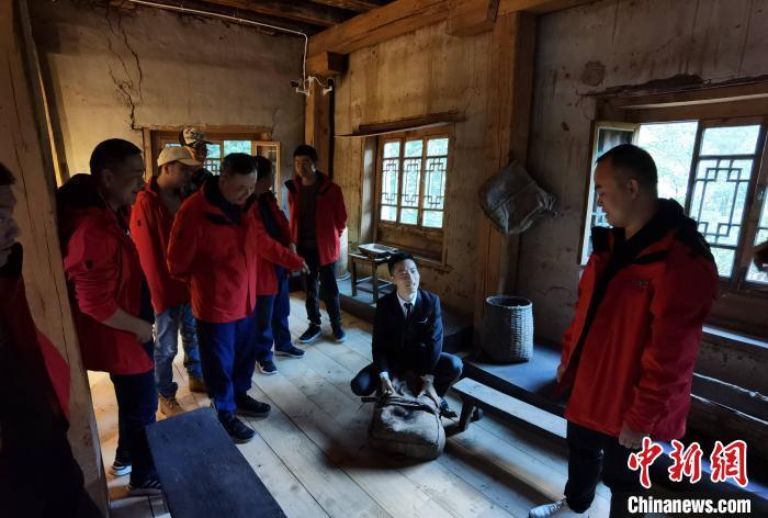 """西藏芒康""""茶马古道""""上的特色温泉小镇:自然+人文迸发新力量"""