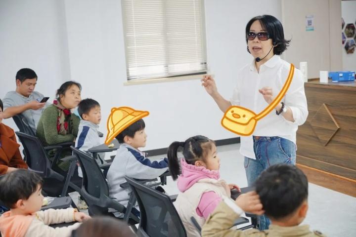亲子共读、亲子互动,激发孩子阅读兴趣!富阳湖源举办图书分馆阅读推广活动