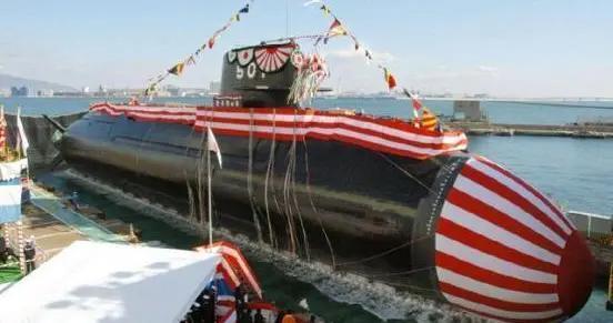 菅义伟上台1个月,就下水新型潜艇,和平只是个谎言?