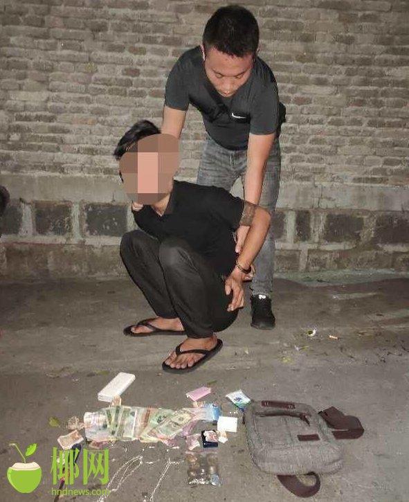 9个月抓获嫌疑人299名!这些砸车盗窃犯罪团伙被海口警方端了