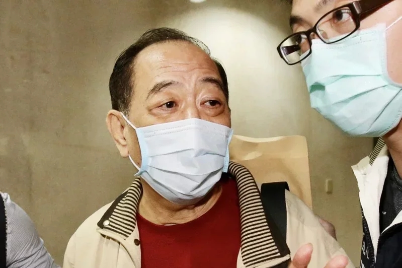 """翻车了!民进党抓的""""共谍""""叫屈:我是台湾知名特务图片"""