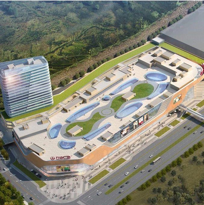 巴中万达广场开工!预计2022年9月建成开业