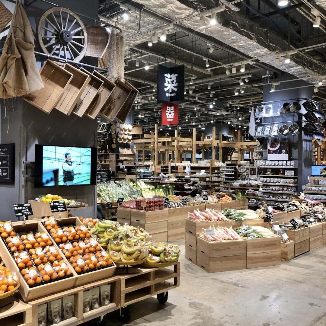 无印良品将在上海开菜场 除了菜也卖便当和食谱