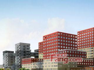 2020年10月北京市酒仙桥商圈写字楼市场租赁情况