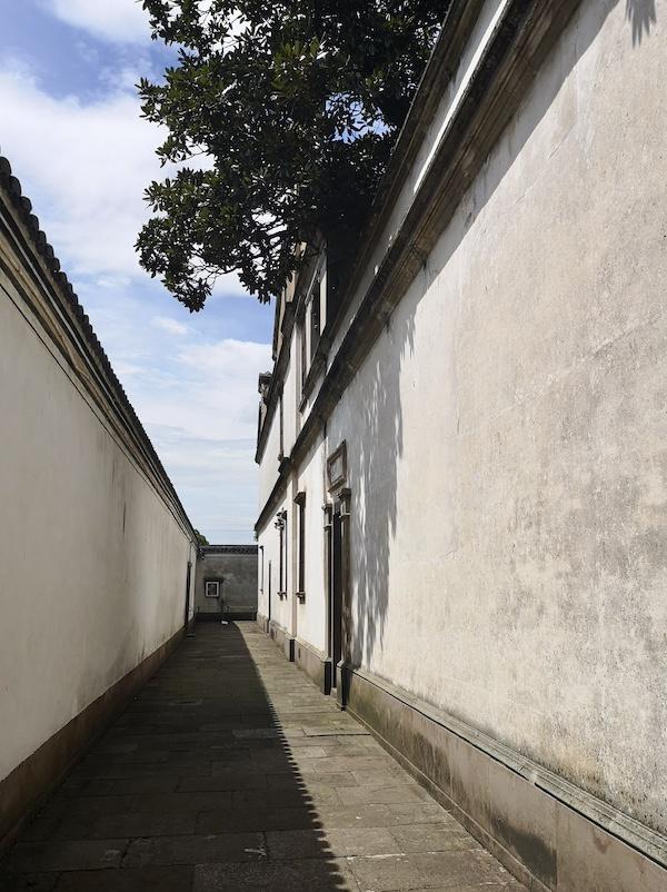 虞洽卿旧宅:宁波商人的中西合璧