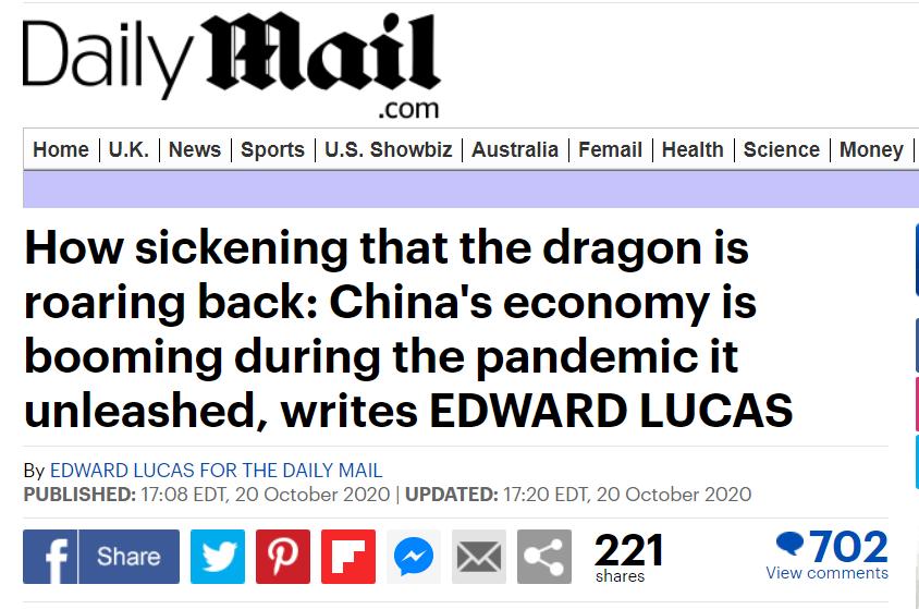 这个西方人心态崩了:你们中国人居然过得比我们好?图片
