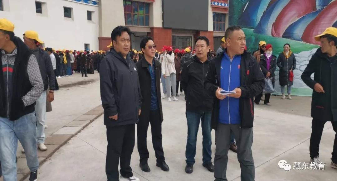 """西藏自治区体育局到昌都市开展""""十三五""""体育基础设施项目和各项体育工作落实情况调研工作"""