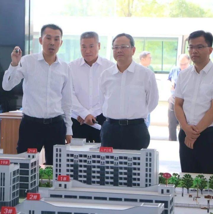 刘毅督导贯彻落实市委全会精神时要求:超常规推动产业园区提质升级