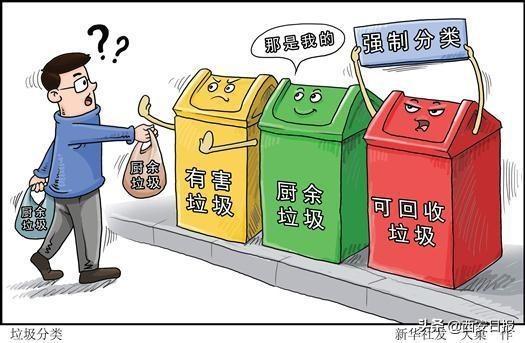 西安公共机构和公共场所垃圾分类覆盖率达96.84%