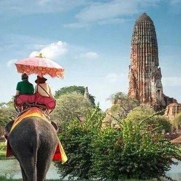 """首批持""""特别旅游签证""""中国游客,昨日从上海飞抵泰国!"""