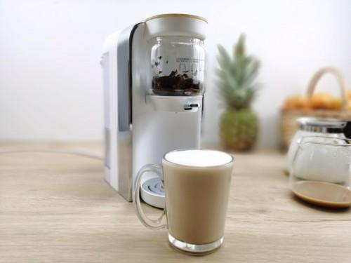 即热饮水机体验报告:用鸣盏即热茶饮机在家轻松DIY网红饮品