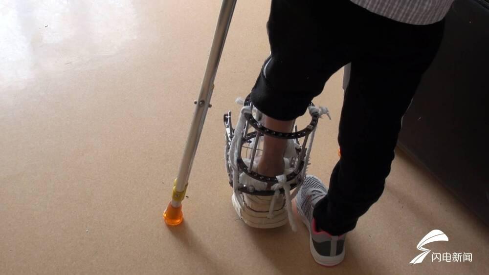 泰安7岁跳舞女孩峻熙恢复状况良好,本月底将出院