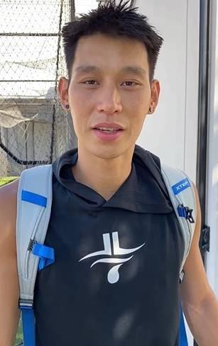 林书豪训练师再晒视频 力量训练&全场5V5对抗