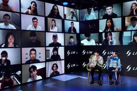 林俊杰新专辑《幸存者  如你》发行 男神、女神齐聚线上听歌会