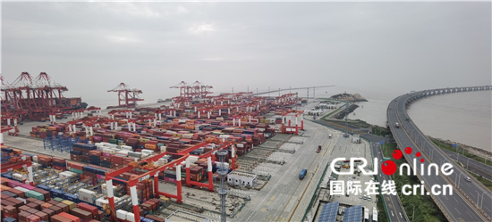 洋山四期:全球规模最大的自动化集装箱码头