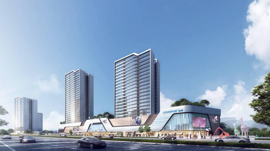 关注重庆两江工业开发区|3大天街云集 一个国际化都市商圈将在这里启幕