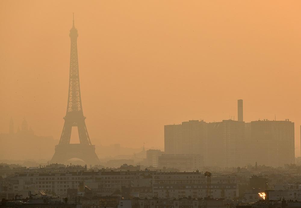 荷兰机构研究显示:空气污染耗费欧洲城市1600多亿欧元
