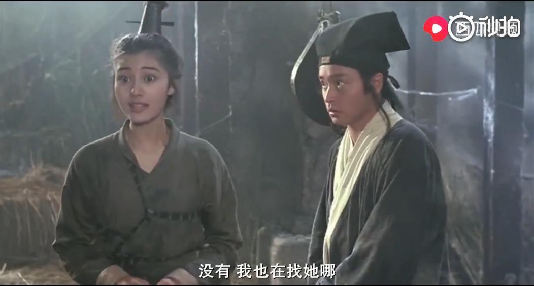 90年王祖贤与张国荣这段,看几遍都不过瘾!