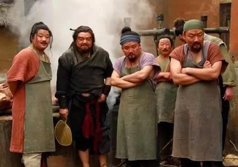 民间故事:宋朝一屠户,为友报仇连杀三人,岳飞:好汉,跟我混吧