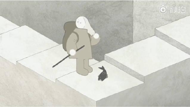 一个细思极恐的动画短片《潘洛斯阶梯》……