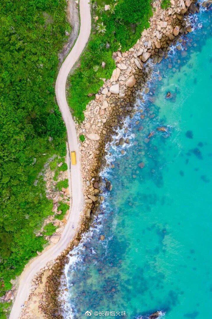海南·陵水 比三亚更适合度假的海景小城 11月……