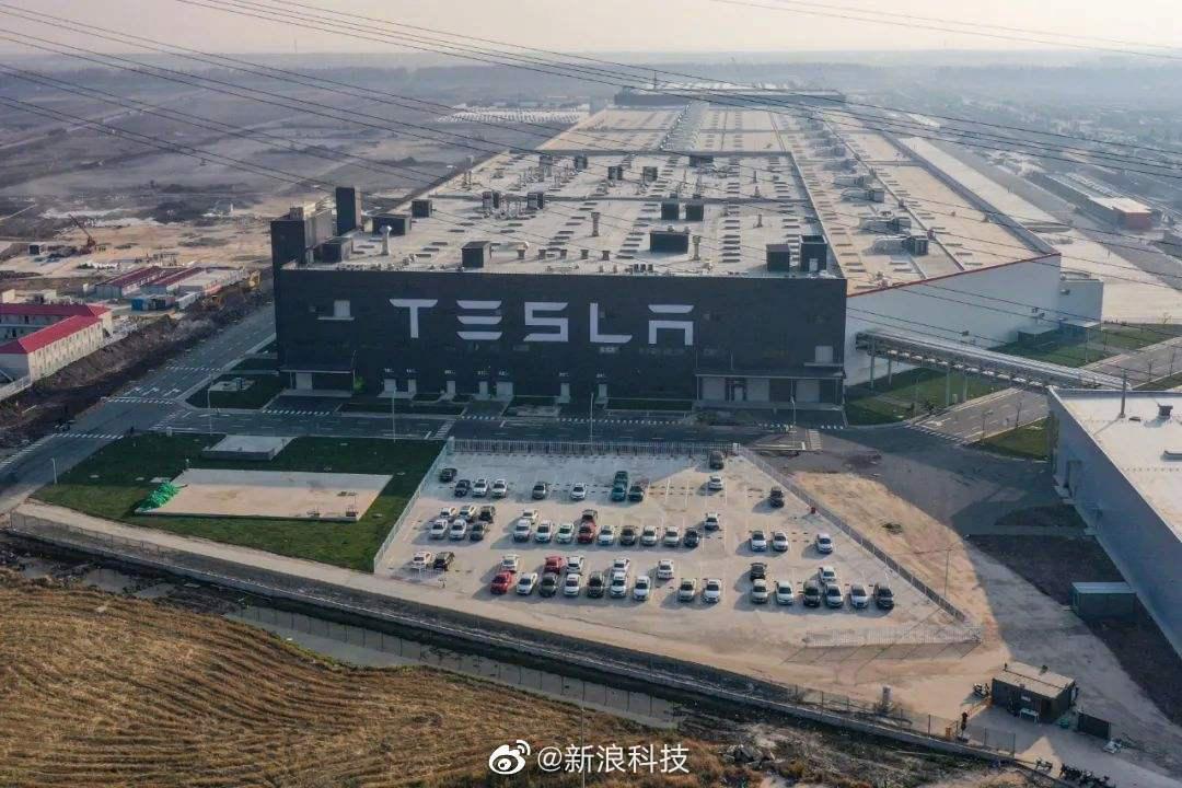 特斯拉柏林和上海工厂将于2021年开始交付