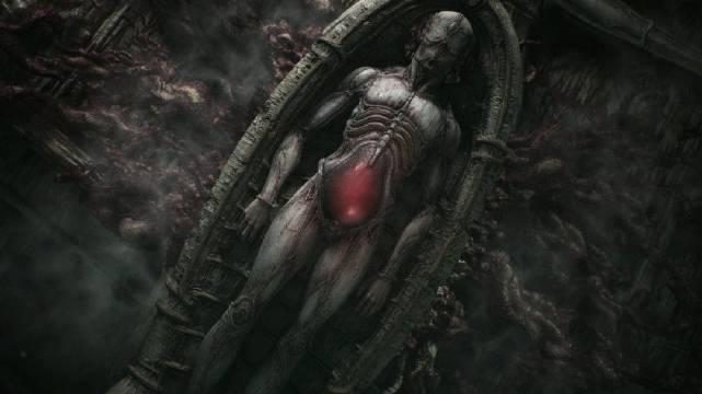 第一人称恐怖游戏《Scorn》14分钟Xbox
