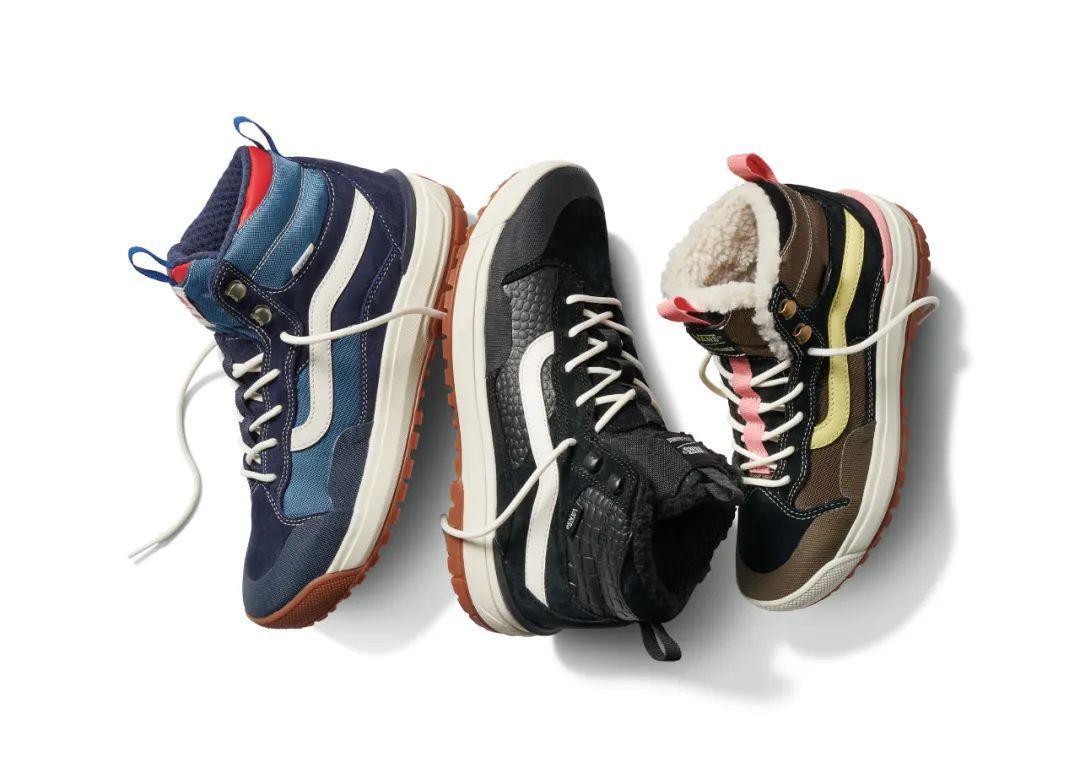 原创极限运动品牌 Vans 以塑造机能属性、登山风格鞋款为契机……