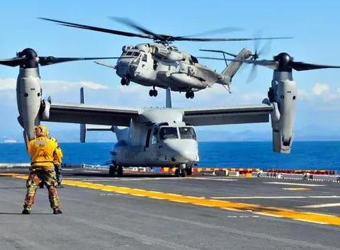 建造像美国一样的鱼鹰运输机和A-10攻击机,可以说没必要
