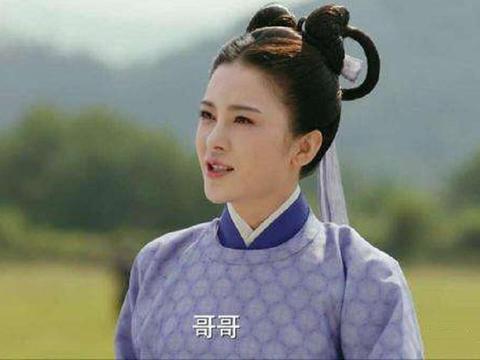 《长安诺》中娇弱善妒的贺兰绾音,如愿嫁给了意中人,为何不幸福