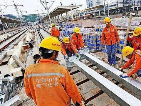英国人纳闷:我们拆个站台要17个月,中国改造火车站却只用9小时