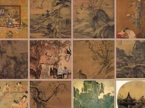 收藏在台北故宫博物院的古画,让艺术爱好者叹为观止