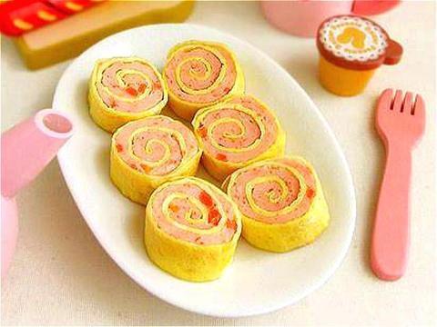 家常美食:雪花猪肉,肉末茄子粉丝煲,芙蓉蛋卷