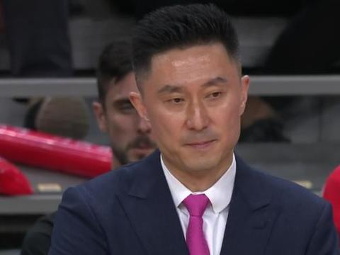 广东队锋线悍将停赛1场罚款5万元!杜锋要头痛,下场或再输球