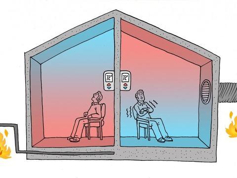 水地暖和电地暖,有什么区别?哪一种更好?家庭采暖,该选哪种?