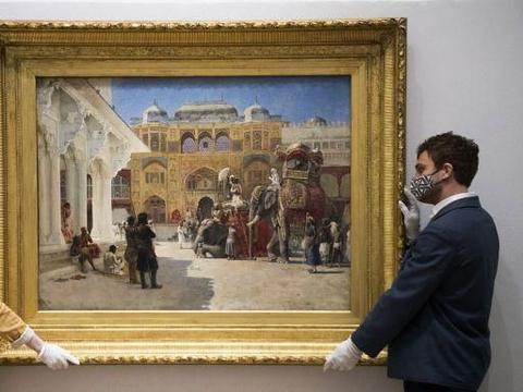 """英国""""19世纪与英国印象派艺术和东方主义艺术""""拍卖将举行"""